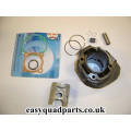 Apache RLX 100 Cylinder Kit With Piston Standard 52mm
