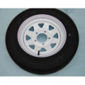 "13"" Spare Wheel & Tyre  165/70/13"