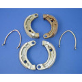 Apache RLX 100 front brake springs and shoes